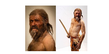 Hunting Life and Violent Death of Oetzi, the 5,300 year old Tyrolean Iceman tickets