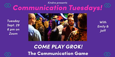Communication Tuesdays tickets