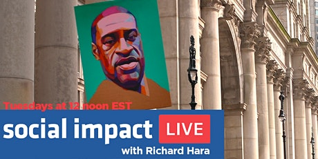 Social Impact LIVE: Framing an Anti-Racist Agenda for Columbia University tickets