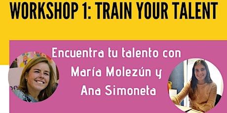 W1: Train your talent entradas
