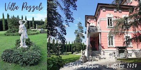 Visita a Villa Pezzoli -  3 ottobre biglietti
