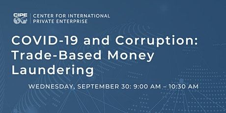 COVID-19 and Corruption: Trade-Based Money Laundering tickets