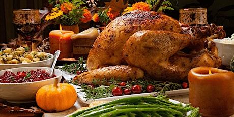 VIP Thanksgiving Dinner tickets