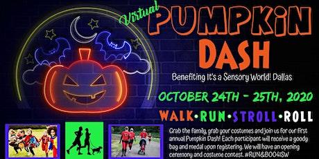 ISW Pumpkin Dash tickets