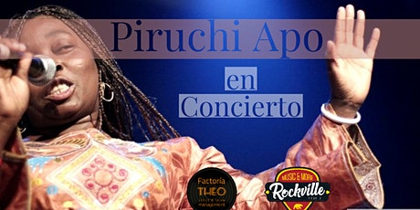 Piruchi Apo en Concierto - Sala Rockville tickets