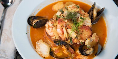 Mediterranean  Sun & Seafood – Cooking Class tickets
