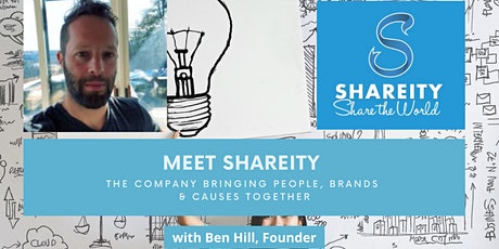 Founders' Take with Ben Hill of Shareity tickets