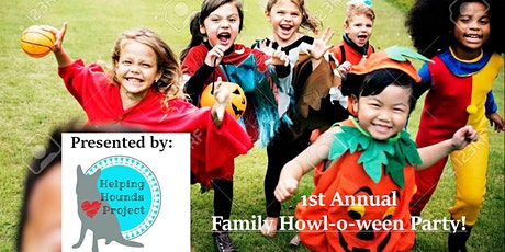 1st Annual Family Howl-o-ween Party! tickets