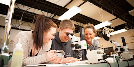 VIU Science&Technology Info Sessions - Bachelor of Science degree programs tickets