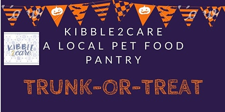 Kibble 2 Care's First Annual Trunk or Treat tickets