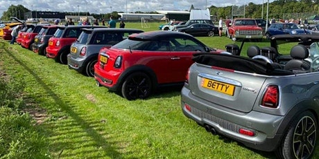 NORTHANTS MINI CLUB  EXCLUSIVE Petrolheadonism Piz tickets