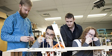VIU Science & Technology Info Sessions - Engineering Programs tickets