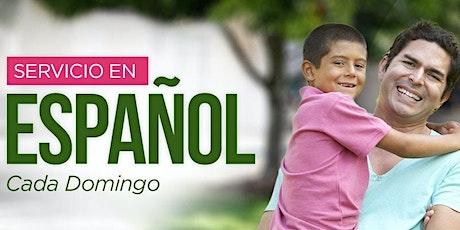 Servicio en Español RSVP - 11 de Octubre, 2020 tickets