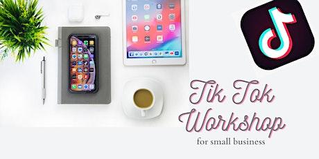 TikTok Content Ideation Workshop tickets
