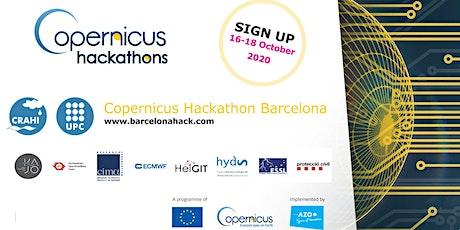 Copernicus Hackathon Barcelona tickets