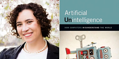 Meredith Broussard on Artificial Unintelligence tickets