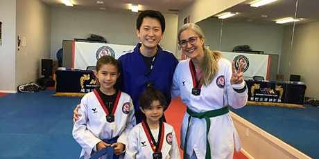 Free In Person Martial Arts Trial Class tickets
