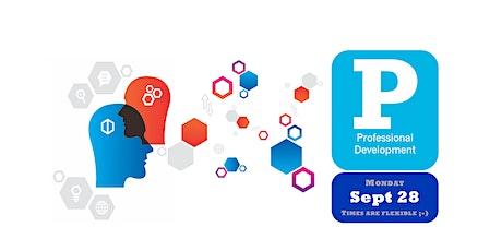 SSTA PD Committee: Professional Development - Monday, September 28, 2020 tickets