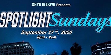 #SpotlightSundays Comedy, Music, Vendors, Hookah + Feed The Homeless DTLA tickets