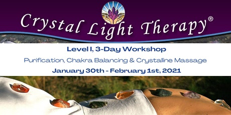 Crystal Light Therapy® Level I, 3-Day Workshop tickets