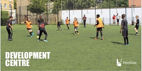 BADU Football Development Centre: Year 4 & 5. 10.10am - 11.10am tickets