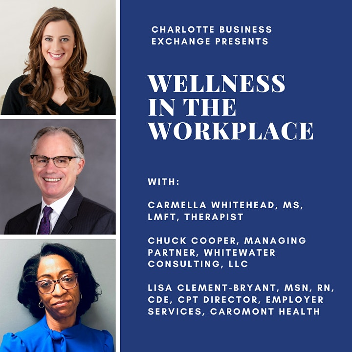 Wellness in the Workplace: For Leaders and Our Teams image