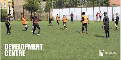 BADU Football Development Centre: GIRLS Year 6+. 12.30am - 13.20pm tickets