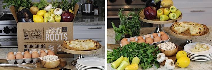 Davis Village Feast - Cook at Home Aperitif & Grand Aioli Farm Boxes image