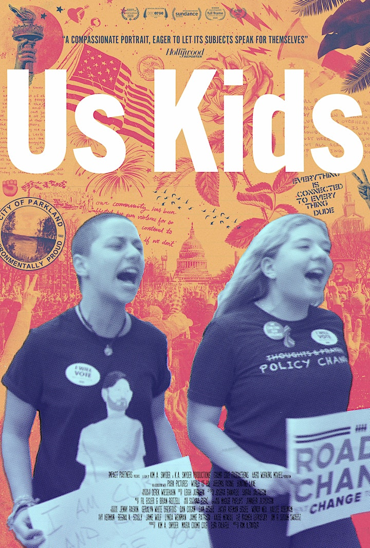 """Movie in the Park: """"Us Kids"""" image"""