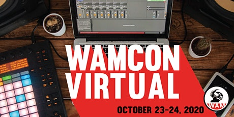 WAMCon Virtual tickets
