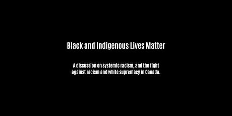Black and Indigenous Lives Matter tickets
