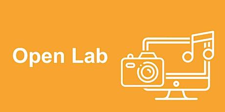 Open Lab tickets
