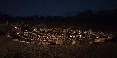 Labyrinth Night Walk with Gongs tickets