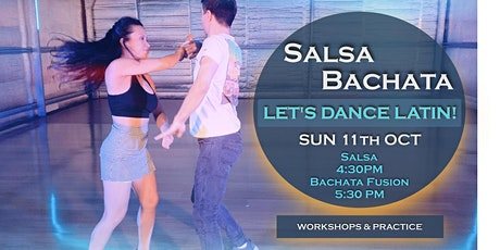 Let's Dance Latin Workshops tickets