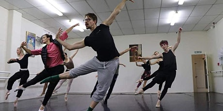 Open Ballet Classes with Laughlan Prior,  Wellington tickets