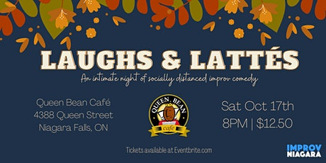 Laughs & Lattes tickets