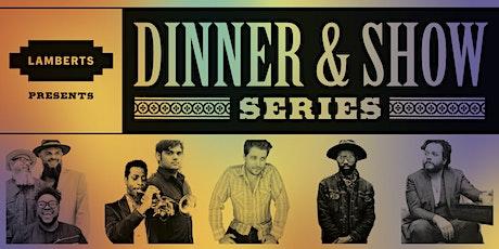 Dinner & Show: David Ramirez tickets