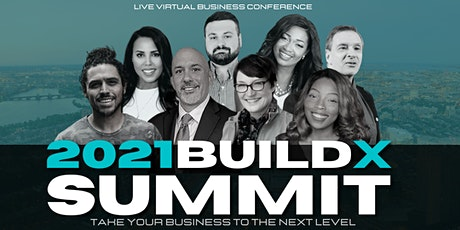 2021 BUILDX SUMMIT tickets