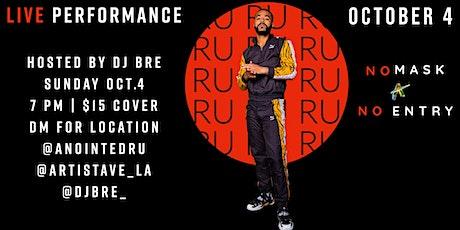 Artist Ave. LA Talent Showcase tickets