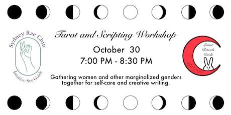 Tarot and Scripting Workshop tickets