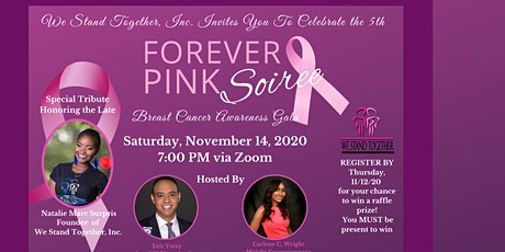Forever Pink Soiree Breast Cancer Awareness Gala tickets