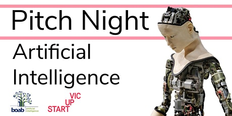 Startup Vic x Boab AI Present: AI Pitch Night tickets