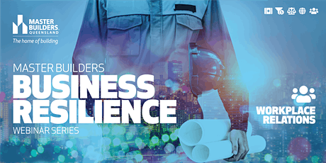 Business Resilience Breakfast - Workplace Relations tickets