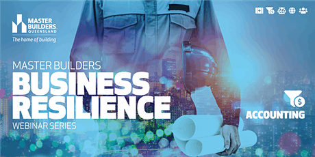 Business Resilience Breakfast -  Accounting tickets