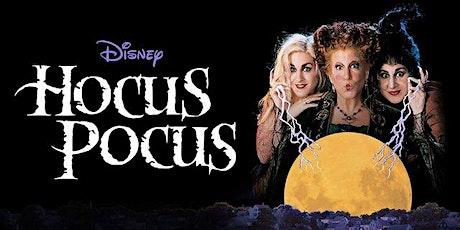 Outdoor Movie Night at the Herter Amp:  HOCUS POCUS (1993) tickets
