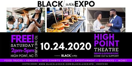 Black Luxe Expo tickets