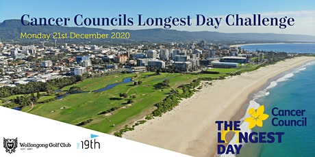 Cancer Councils Longest Day Challenge tickets