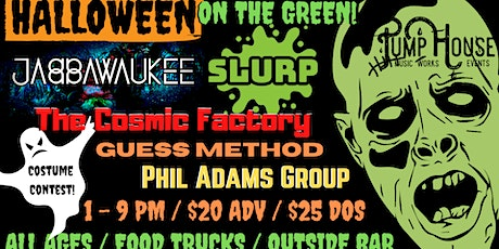 Halloween On The Green tickets
