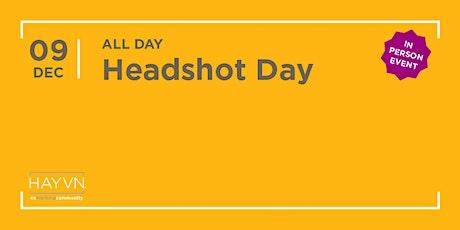 HAYVN Headshot Day tickets