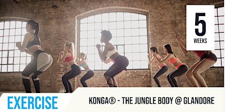 KONGA®  - The Jungle Body  | 5 Weeks |  Glandore